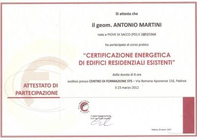 BioArchitettura_Certificazione Energetica_Geometra Padova