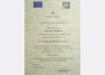BioArchitettura_Costruire Bioecologico_Geometra Padova