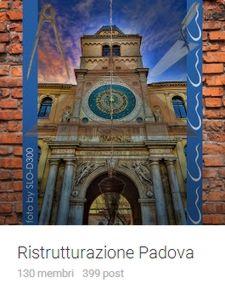 Ristrutturazione Padova