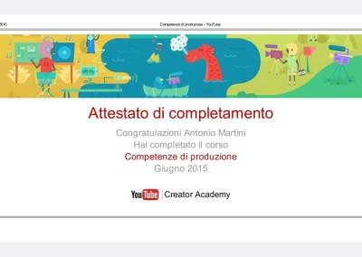 Grafica_VideoMaker_YouTube_Competenze Produzione_Geometra Padova