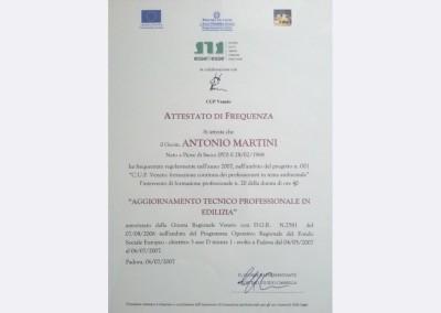 Progettazione Direzione Lavori_Aggiornamento Tecnico_Geometra Padova
