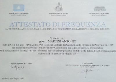 Progettazione Direzione Lavori_Sicurezza Cantieri_Geometra Padova